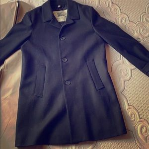 Burberry knee length coat